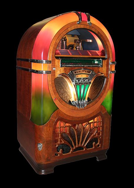 Jukebox Restoration | National Jukebox Exchange