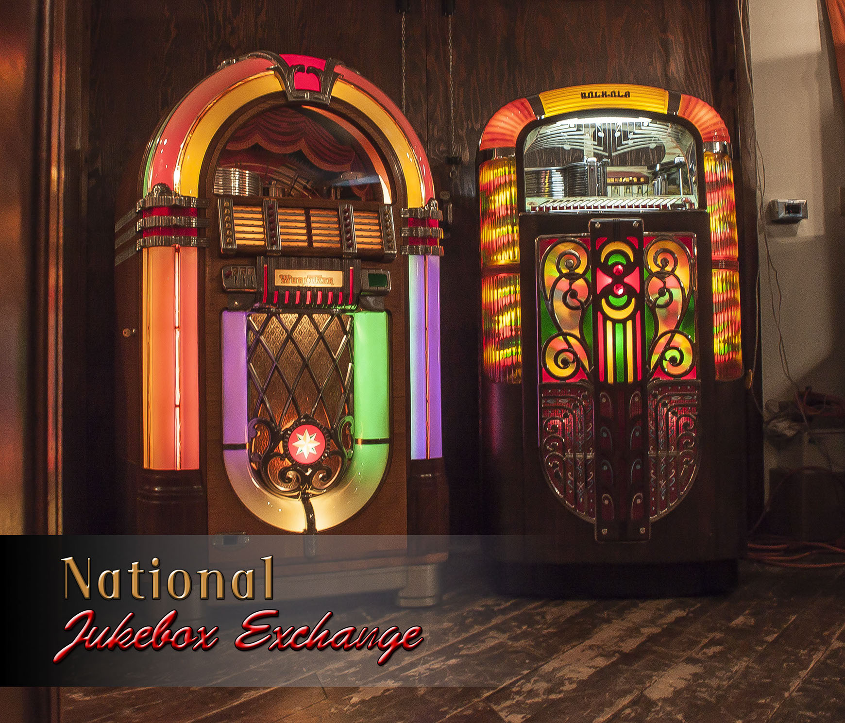 Welcome to National Jukebox Exchange