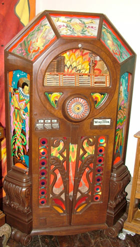 Wurlitzer Victory Model 42 National Jukebox Exchange