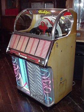 Wurlitzer 1700 | National Jukebox Exchange