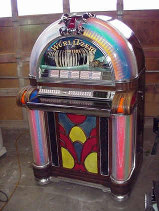 Wurlitzer 1050 | National Jukebox Exchange